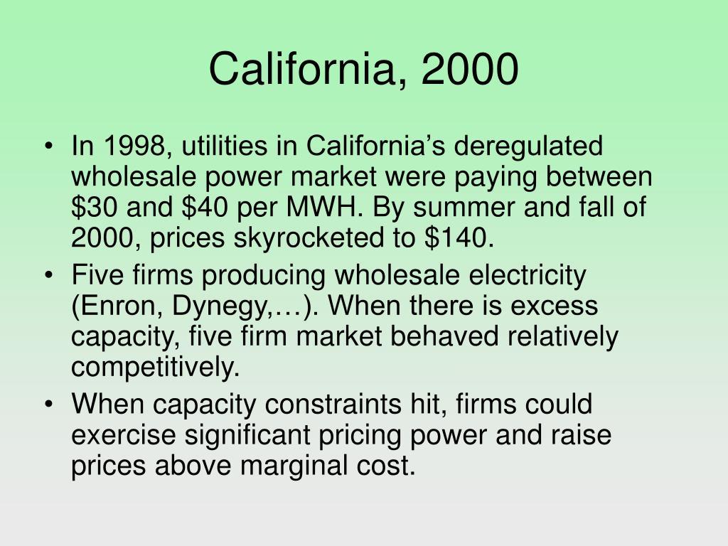 California, 2000