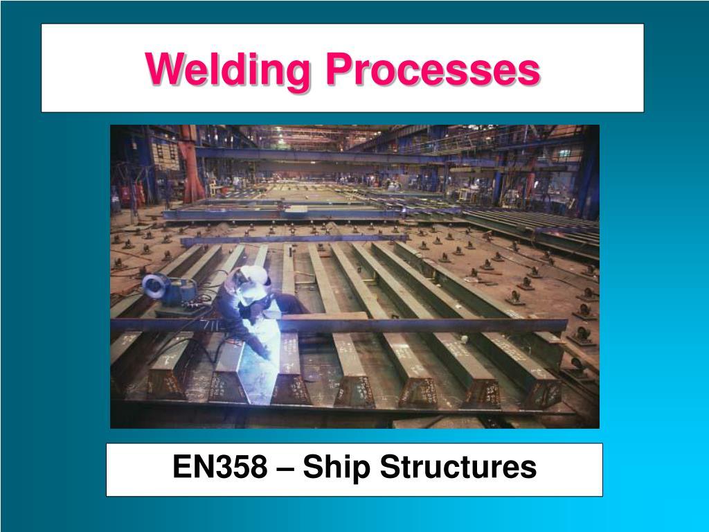 welding processes l.