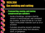 1926 350 gas welding and cutting10