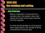 1926 350 gas welding and cutting20