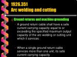 1926 351 arc welding and cutting34