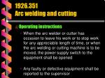 1926 351 arc welding and cutting39