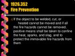1926 352 fire prevention42