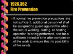 1926 352 fire prevention46