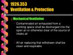 1926 353 ventilation protection51
