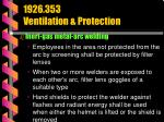 1926 353 ventilation protection65
