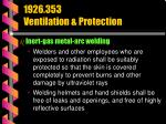 1926 353 ventilation protection66