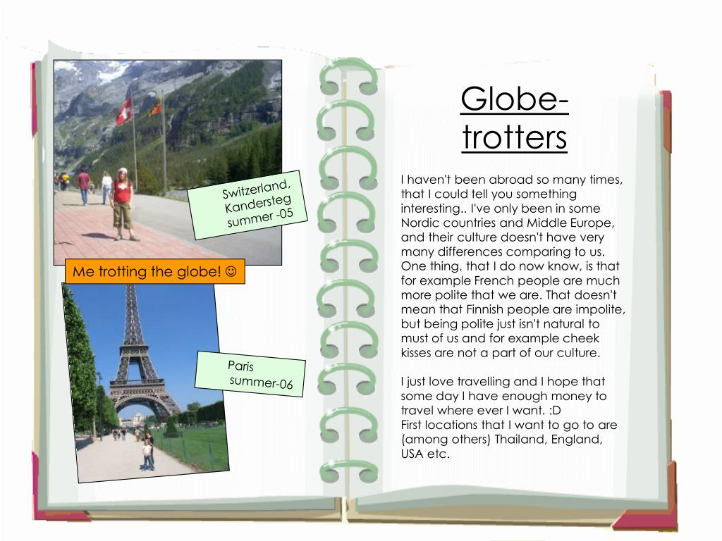 Globe- trotters
