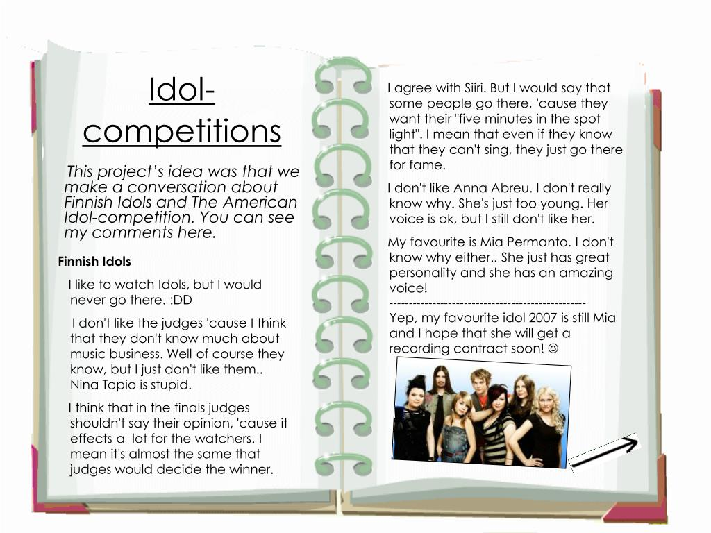 Idol-competitions
