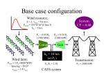base case configuration