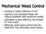 mechanical weed control21