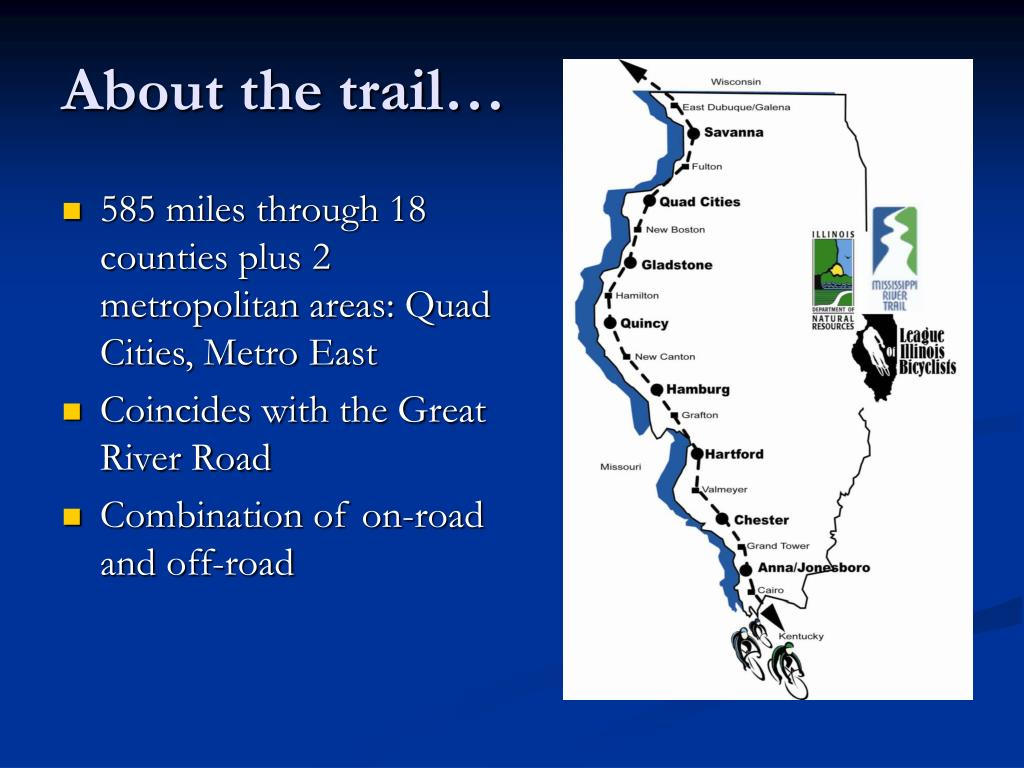 About the trail…