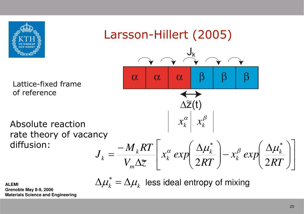 Larsson-Hillert (2005)