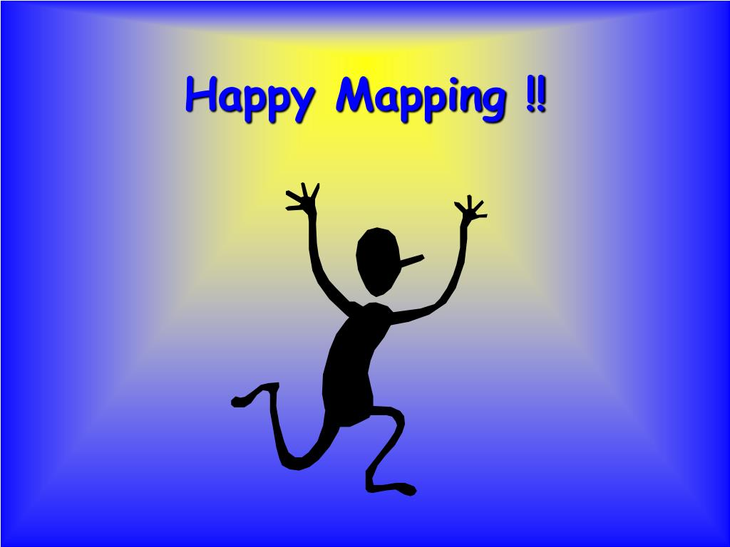 Happy Mapping !!