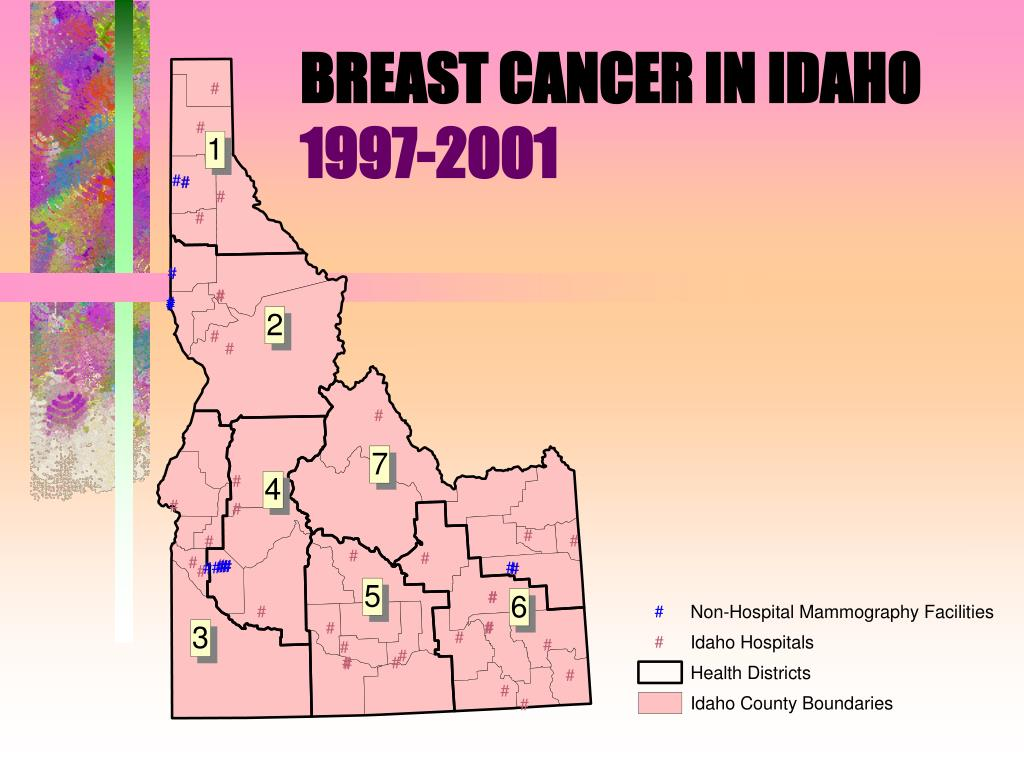 breast cancer in idaho 1997 2001 l.
