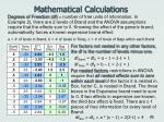 mathematical calculations23