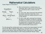 mathematical calculations33