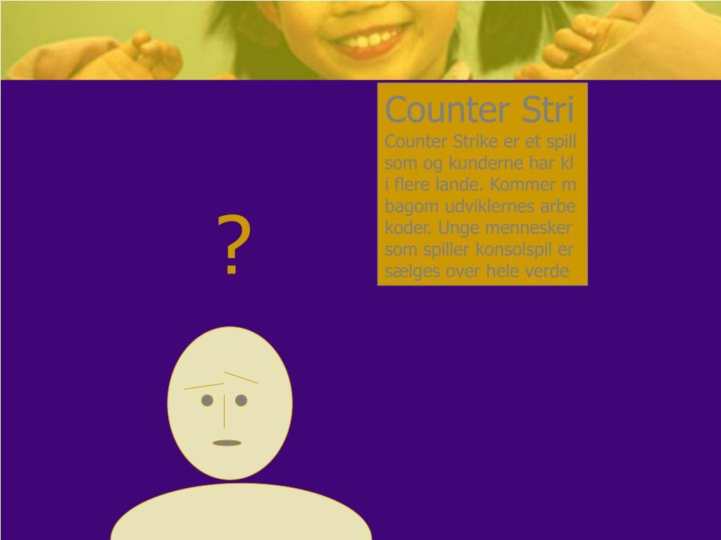 Counter Stri
