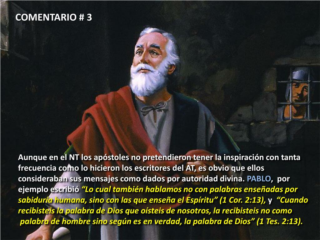 COMENTARIO # 3