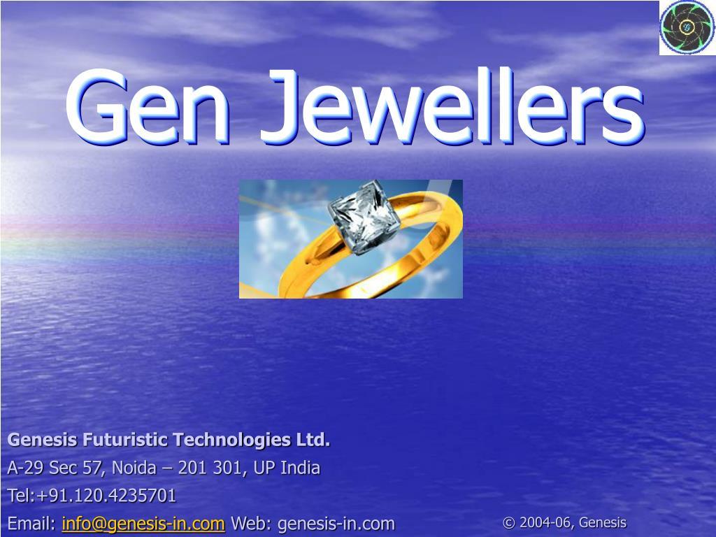 gen jewellers l.