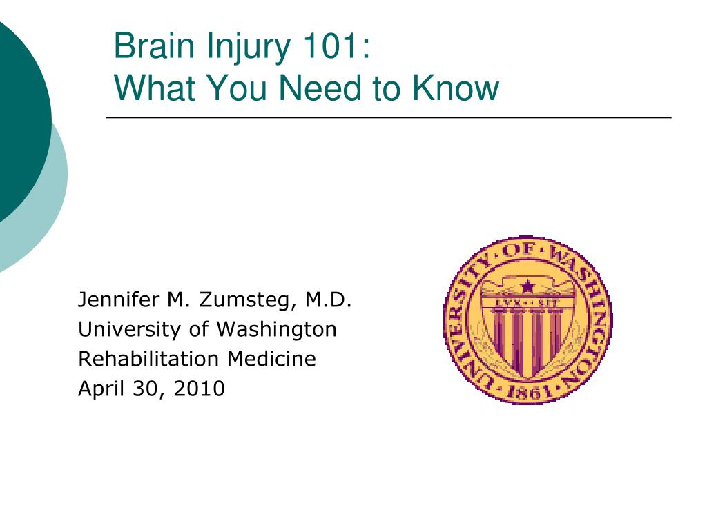 brain injury 101 what you need to know