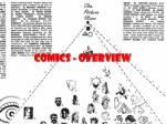 comics overview