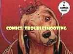 comics troubleshooting
