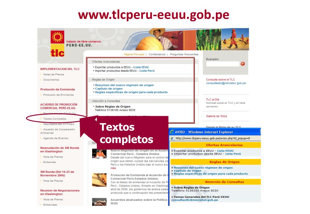 www.tlcperu-eeuu.gob.pe