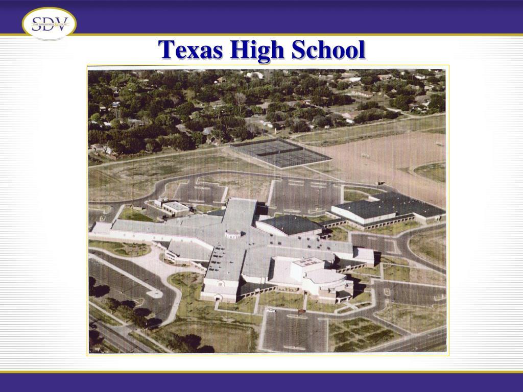 Texas High School