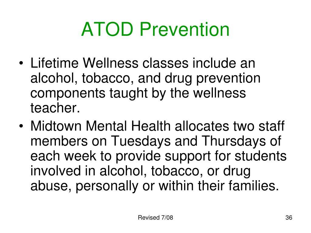 ATOD Prevention