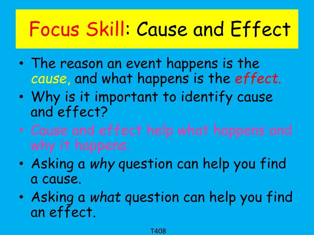 Focus Skill