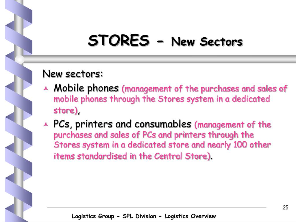 STORES -