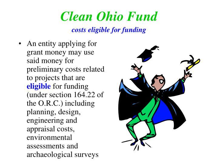 Clean Ohio Fund