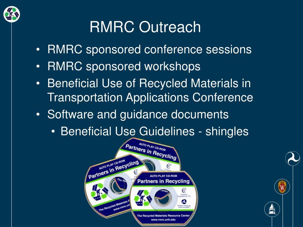 RMRC Outreach