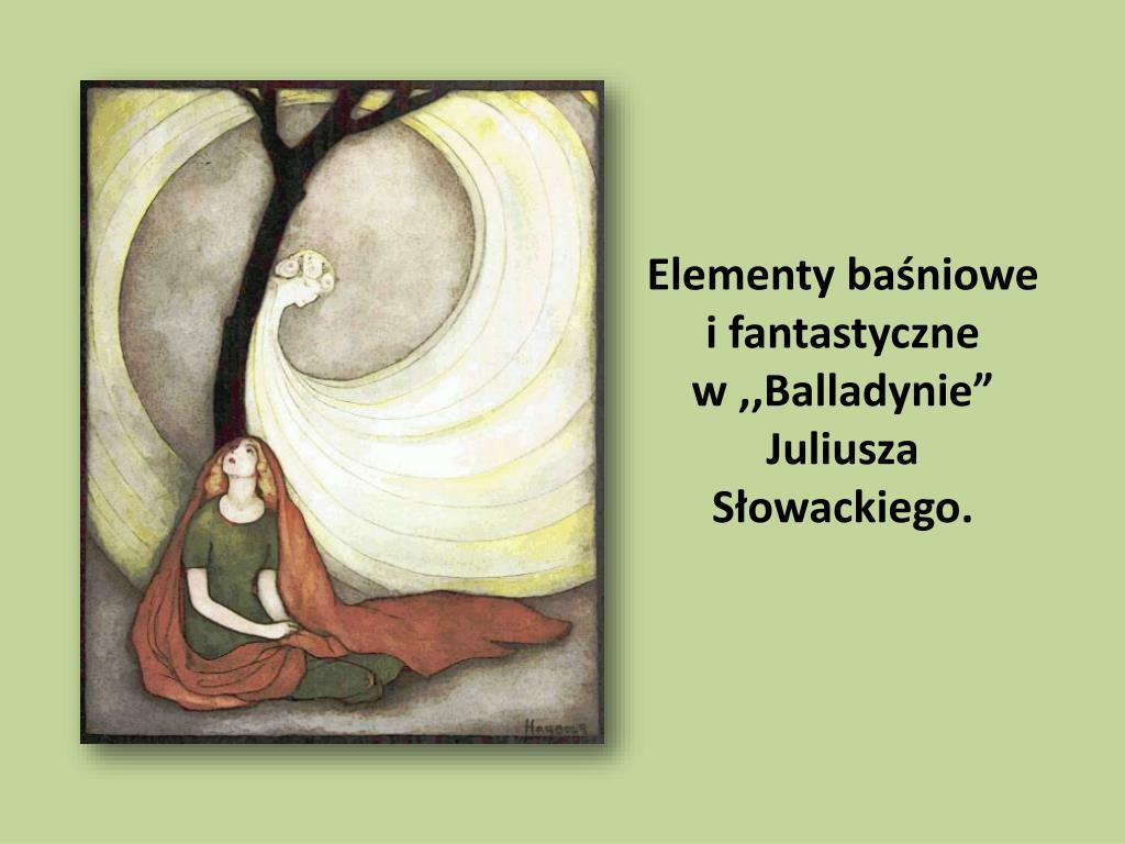 Elementy baśniowe i fantastyczne