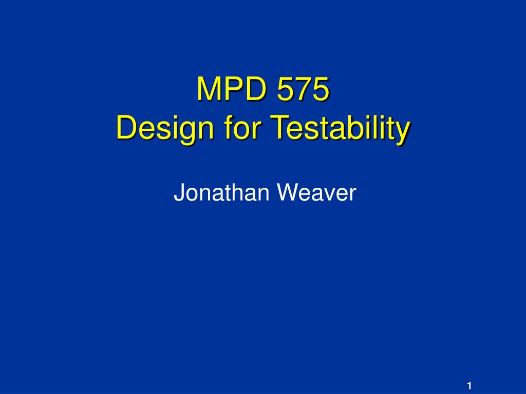 MPD 575