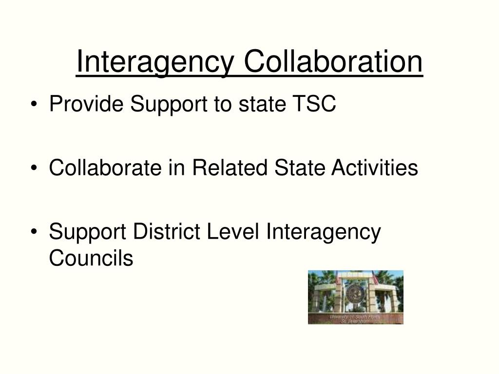 Interagency Collaboration