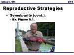 reproductive strategies15