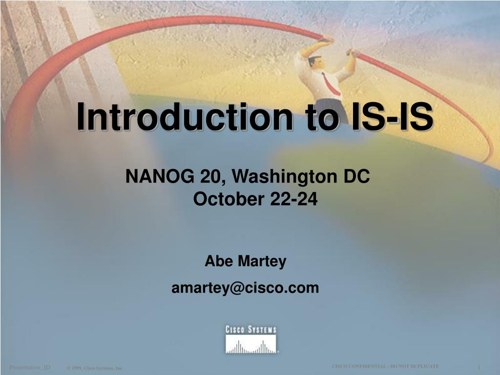 introduction to is is l.
