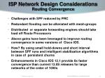 isp network design considerations routing convergence62