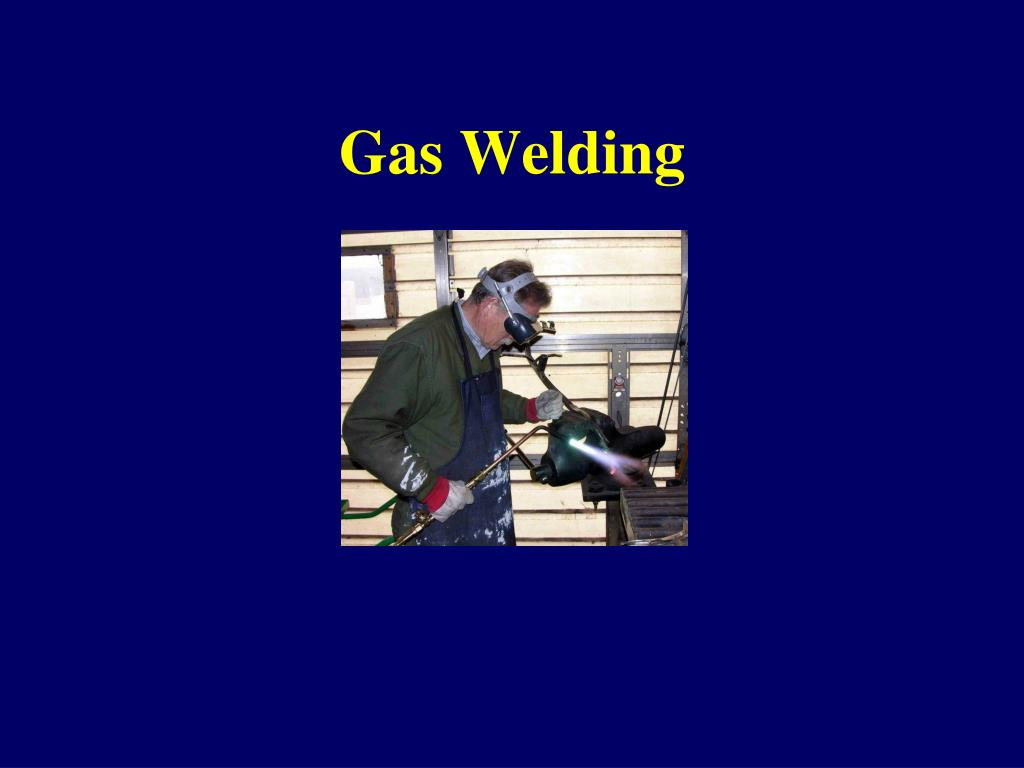 gas welding l.