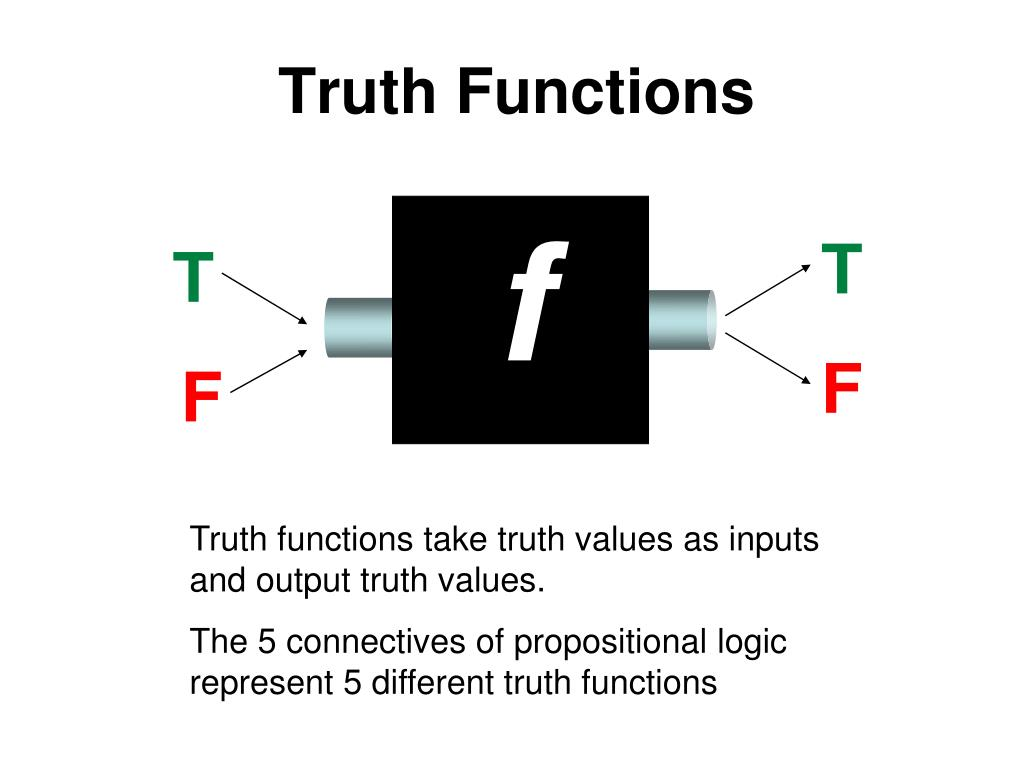 Truth Functions