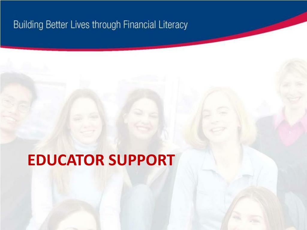 Educator Support