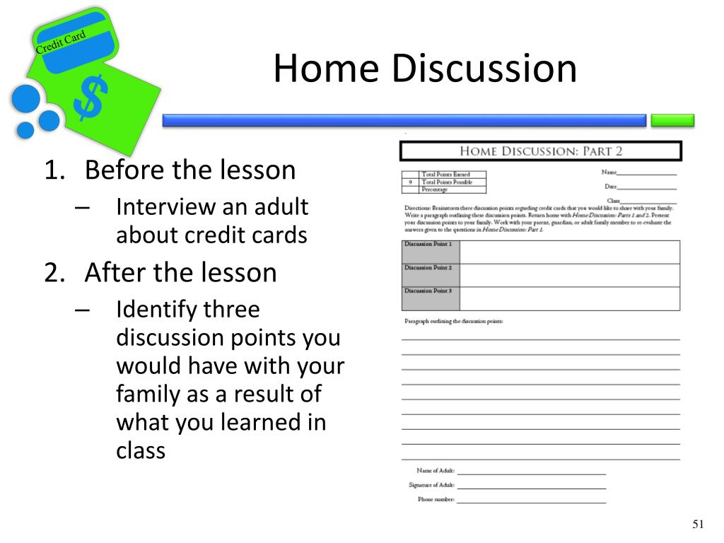 Home Discussion