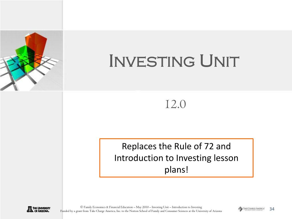 Investing Unit