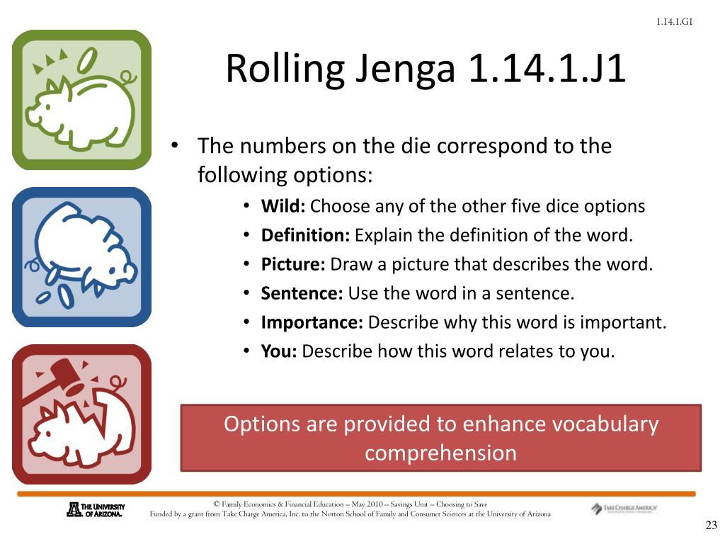 Rolling Jenga 1.14.1.J1