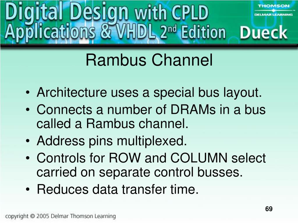 Rambus Channel