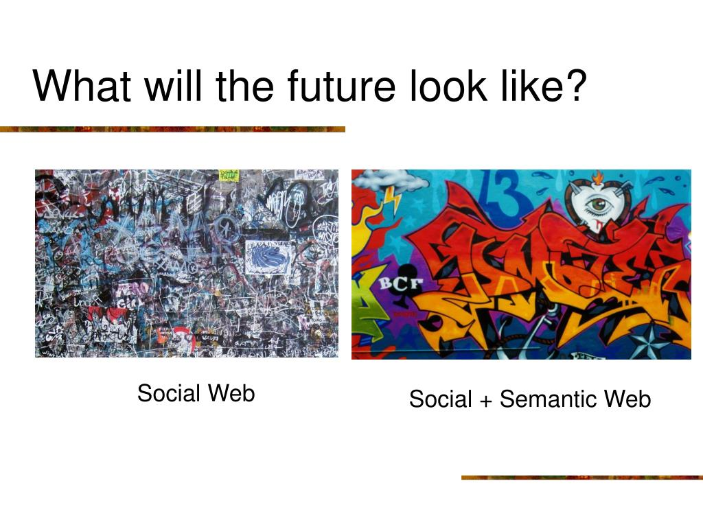 Social + Semantic Web