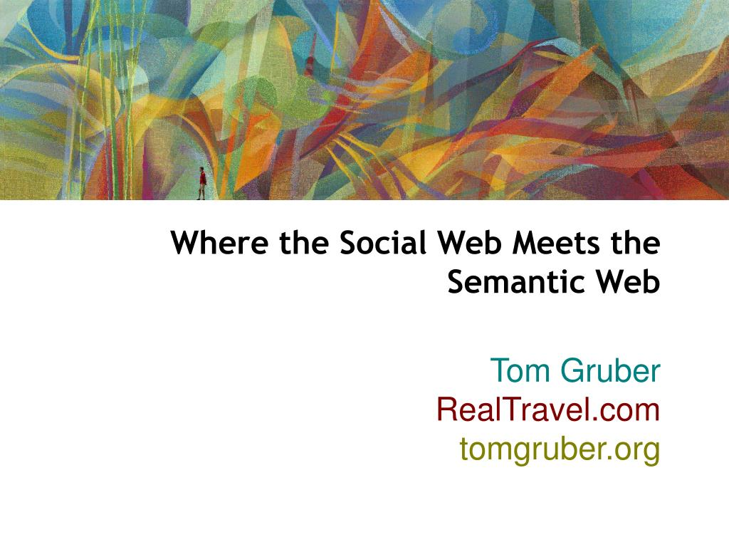 Where the Social Web Meets the Semantic Web