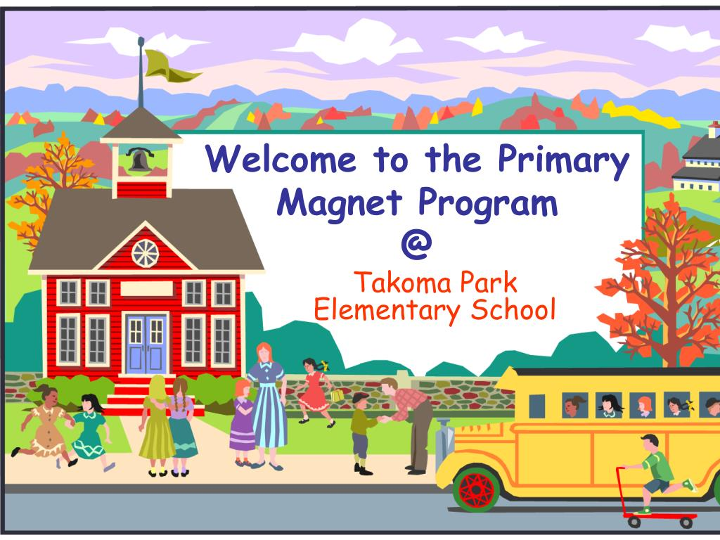 Welcome to the Primary Magnet Program